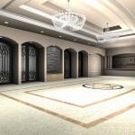 Baghramian Banquet Hall 3D